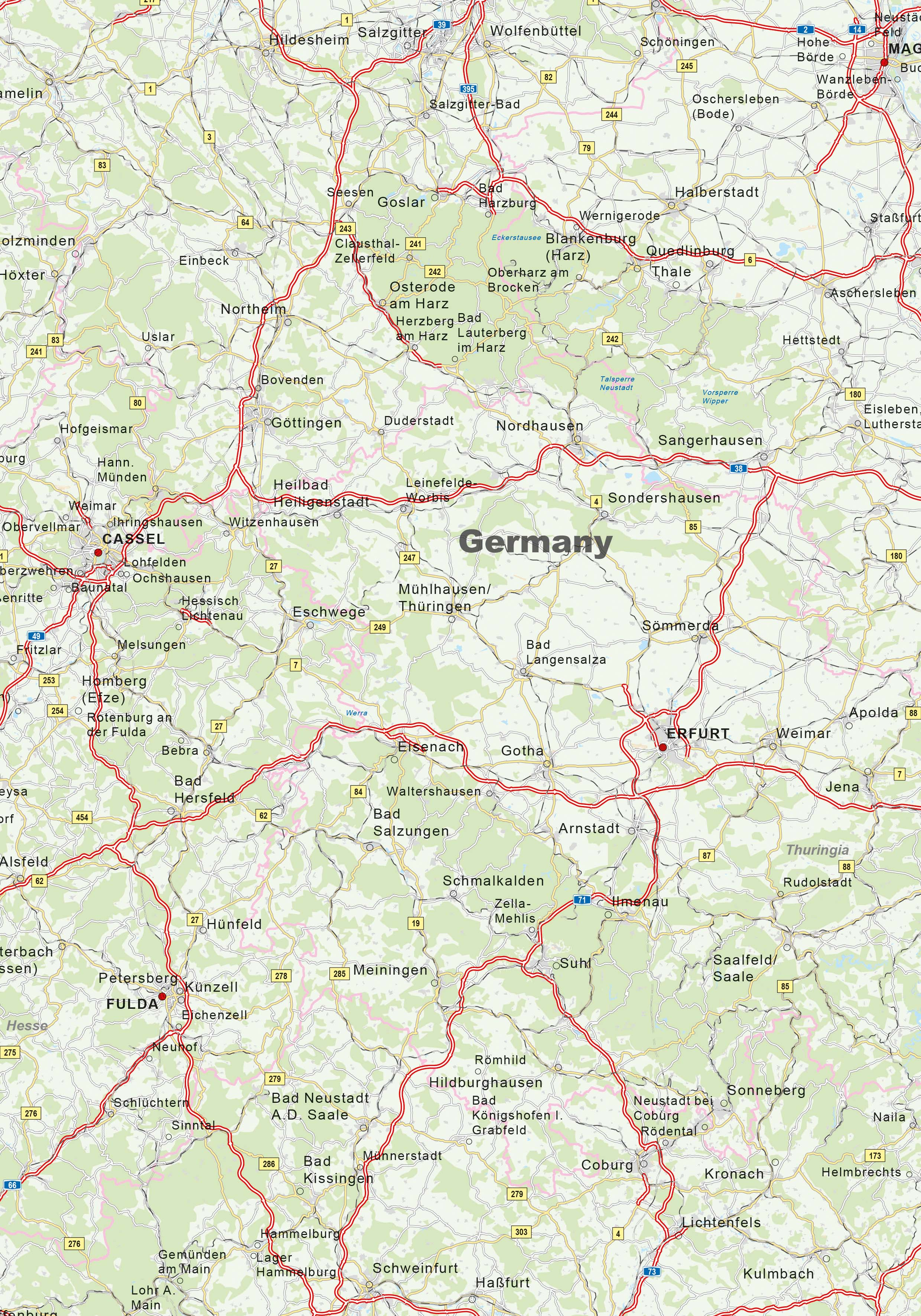 Digital Roadmap Germany 1416 | The World of Maps.com on environment of germany, products of germany, road map western germany, partners of germany, introduction of germany, blueprint of germany, map of germany, detailed map germany, online maps germany, architecture of germany, education of germany, culture of germany, mop of germany, resources of germany, overview of germany, team of germany, terrain of germany, features of germany,