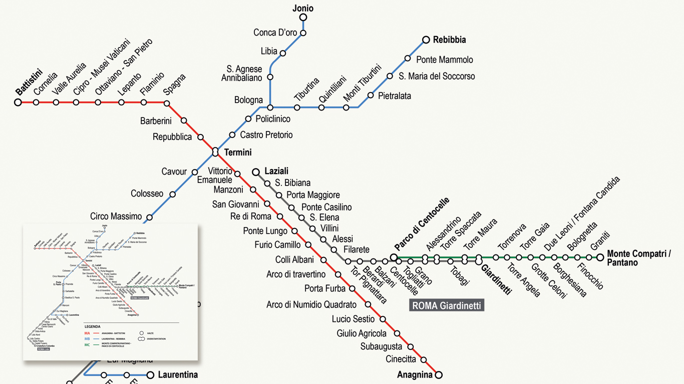 Project Metro