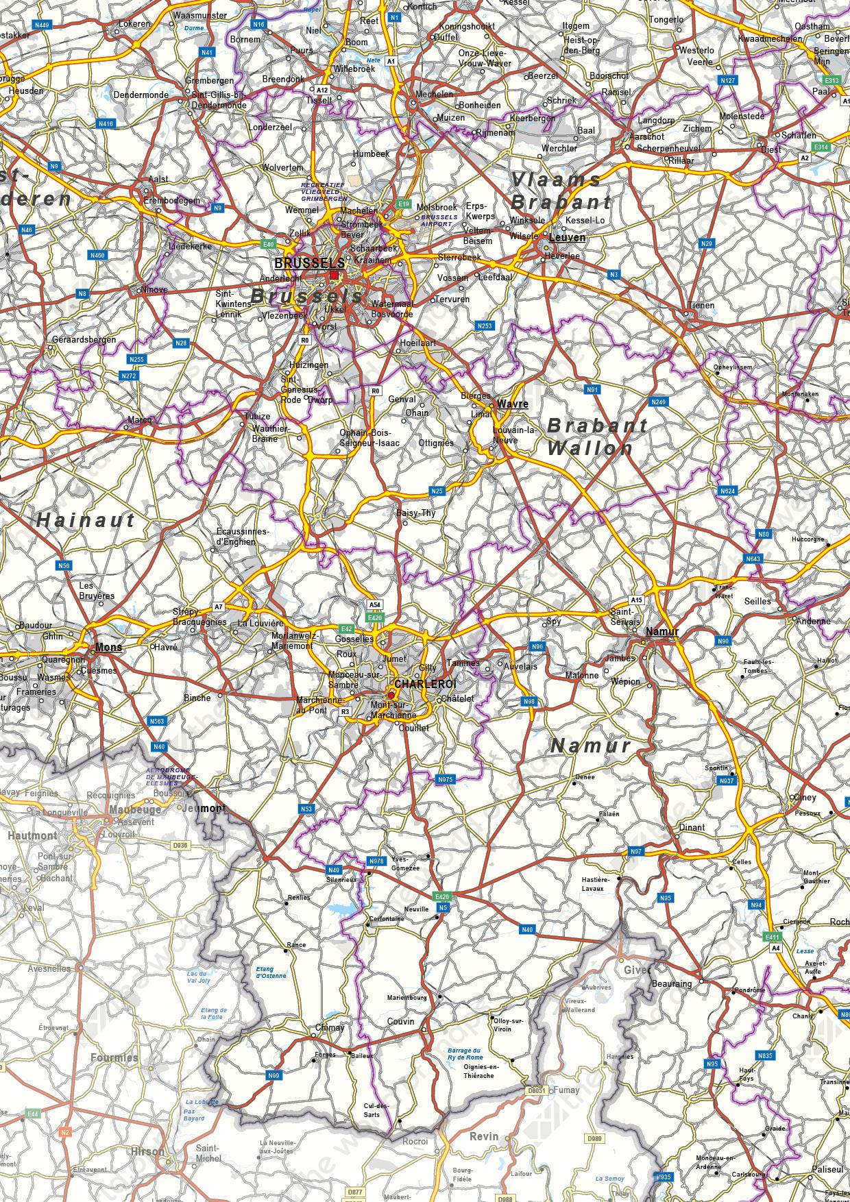 Digital Roadmap Belgium