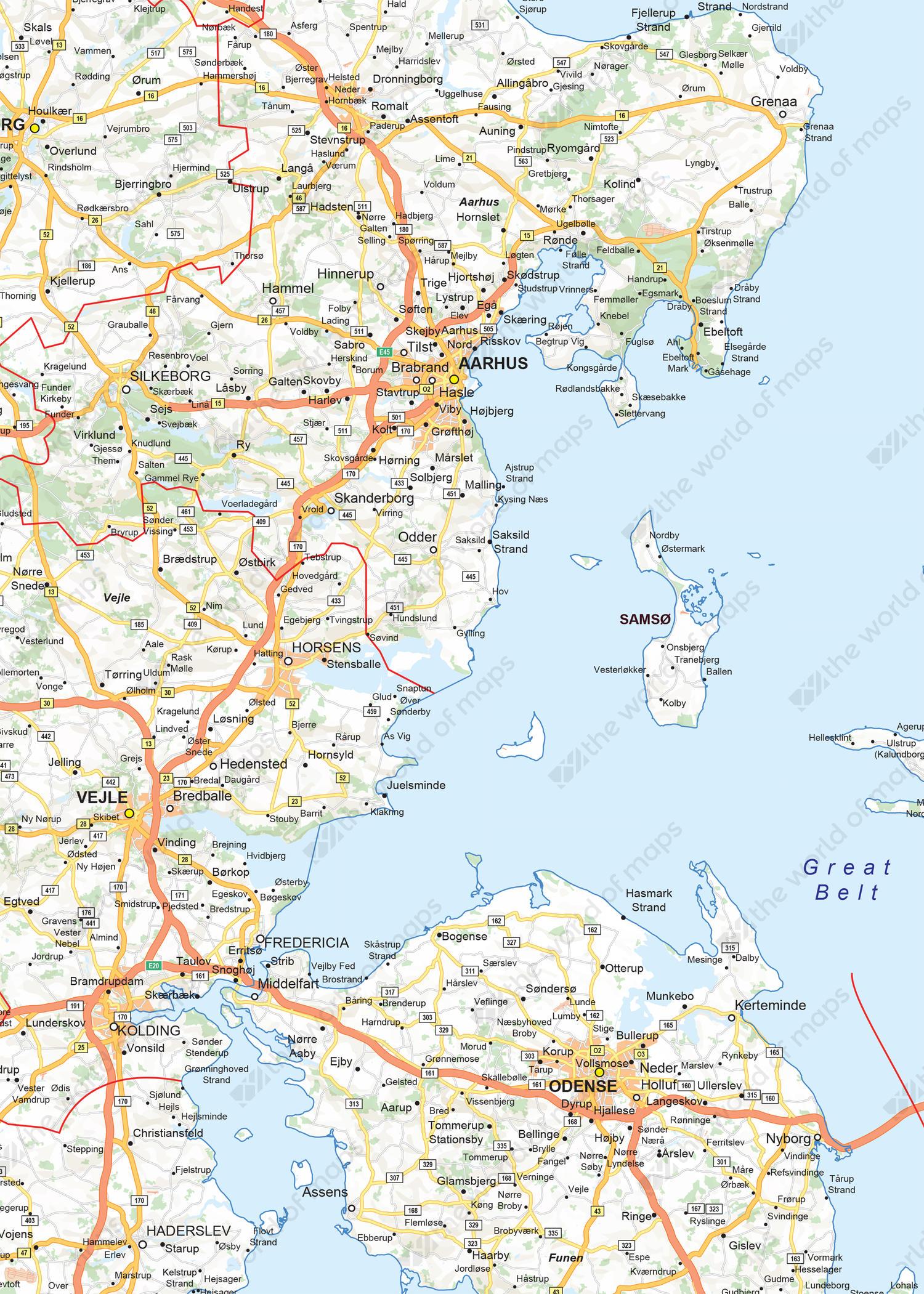 Digital Roadmap Denmark