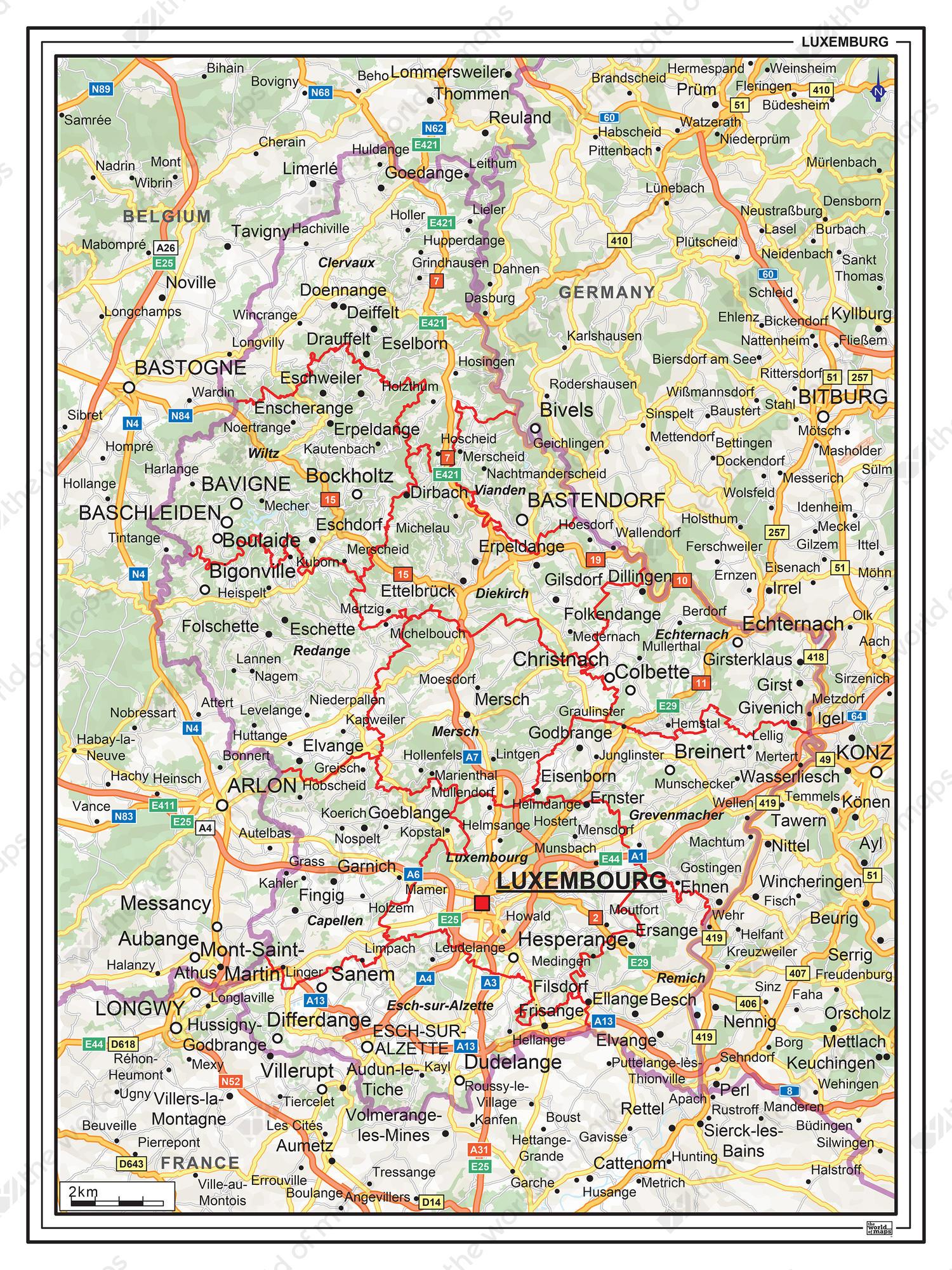 Digital Roadmap Luxembourg