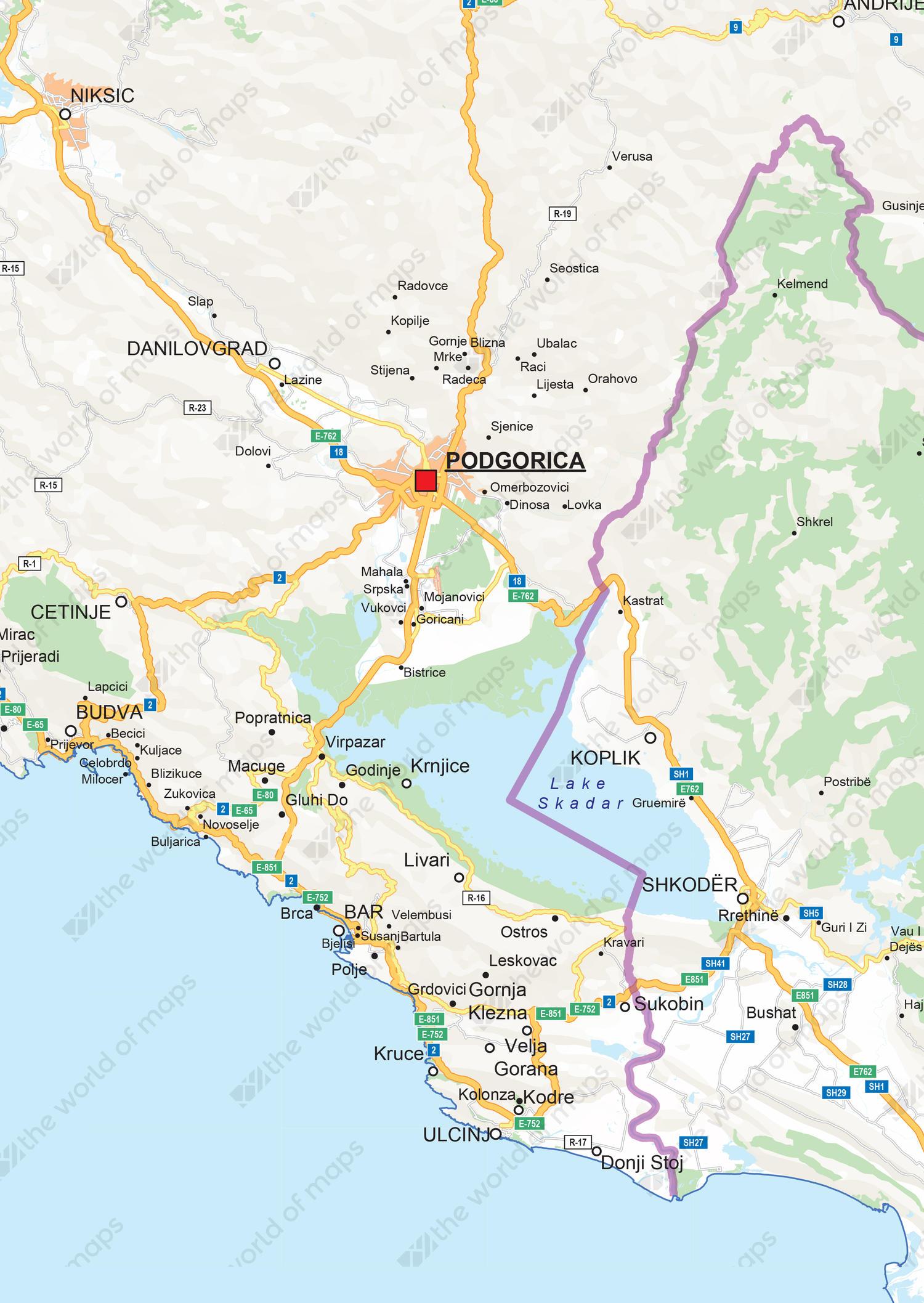 Digital Roadmap Montenegro