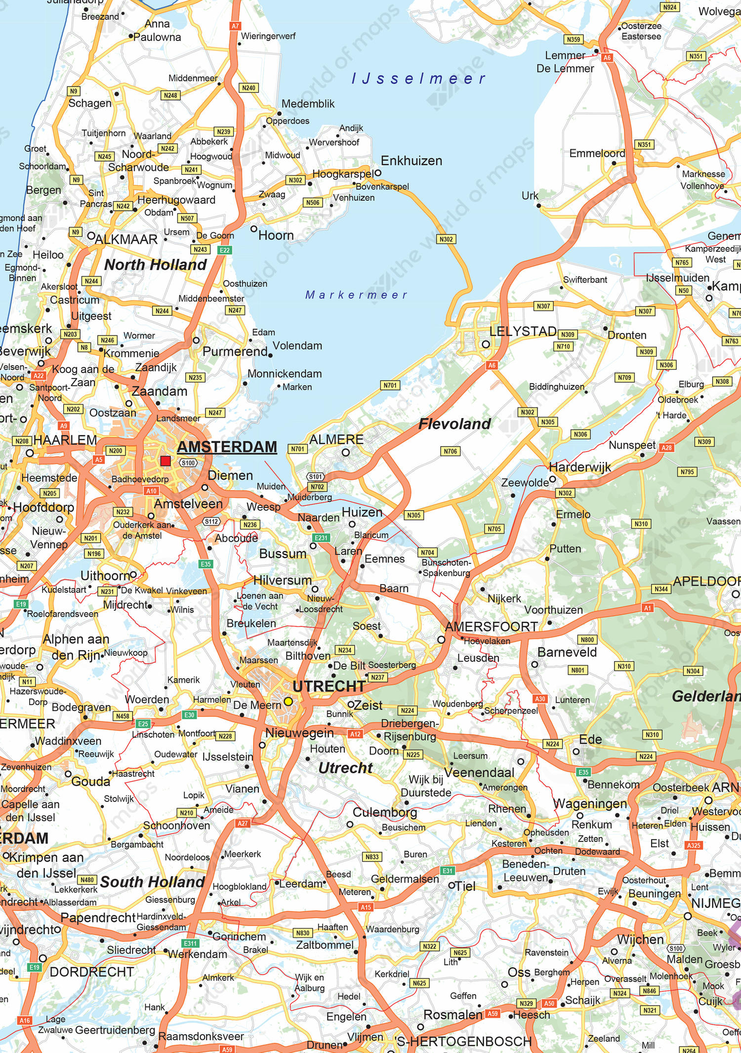 Digital Roadmap The Netherlands