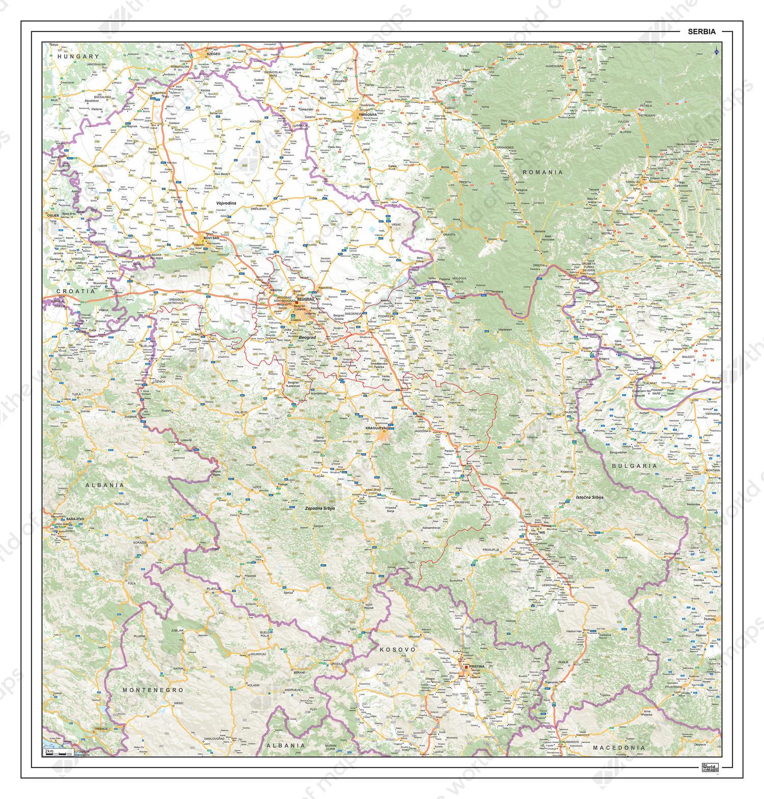Digital Roadmap Serbia