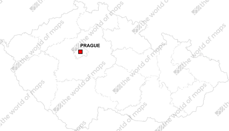 Digital map of Switzerland (free)