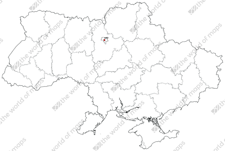 Digital map Ukraine (free)