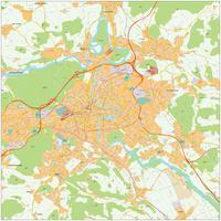 Digitale kaart Bern 469