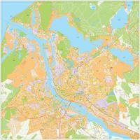 Digitale kaart Riga 491
