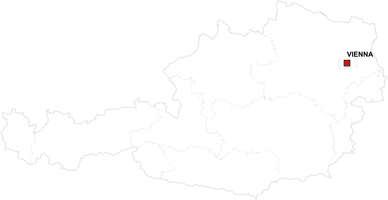 Digital map Austria (free)