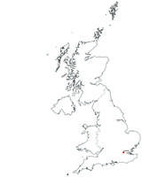 Digital map of the United Kingdom (free)